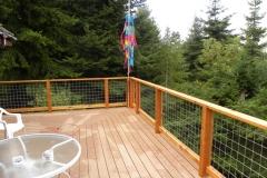 Deck Rebuilding Complete