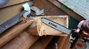 Log Replacement Process 2