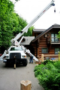 West Coast Restoration | Crane Service